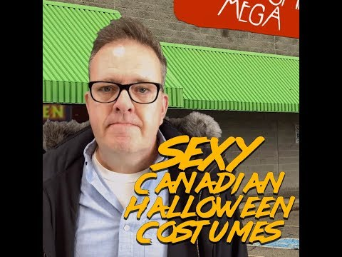SEXY CANADIAN HALLOWEEN COSTUMES 🇨🇦🎃