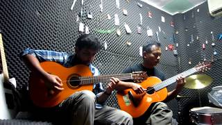 300) RAHUL SELVAKUMAR (CLASSICAL GUITAR COVER) - YESTERDAY ONCE MORE - THE CARPENTERS