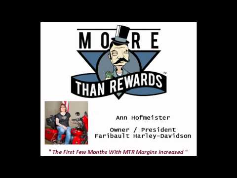 More Than Rewards - Faribault Harley-Davidson - An...