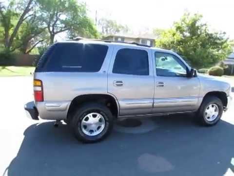 2001 GMC Yukon 4x4 - For Sale - California R&R Sales Inc