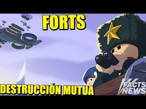FORTS - ENCONTRANDO EL DEPÓSITO,  EUROPA Y SIBERIA VENCIDAS, CAMPAÑA