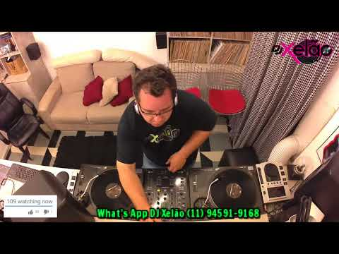Dance Euro 90s DJ Xelão
