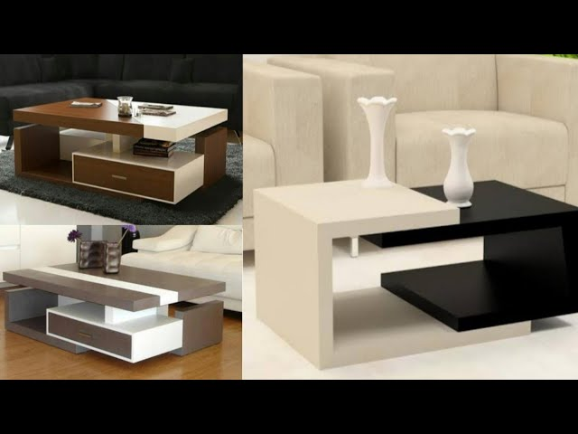 New 30 Modern Tea Table Design Ideas Tea Price Plywood Tea Table Tea Table Design 2020 Youtube