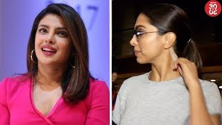 Priyanka Gets Support From Assam Tourism Minsiter | Deepika Spotted At The Airport With Injured Neck