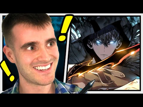 Illustrator Reacts To Manga And Manhwa Art