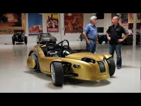 2012 Campagna Motors V13R - Jay Leno's Garage