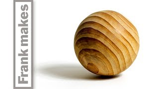 How to Woodturn a Sphere