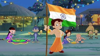 Happy Independence Day - Chhota Bheem & Team
