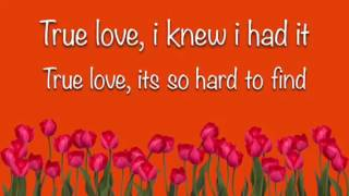 True love-dove cameron lyrics -