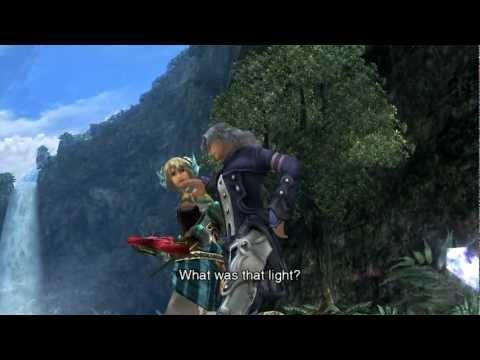 Xenoblade Chronicles HD Cutscene 050 - Alvis Unlocks a New Power - ENGLISH