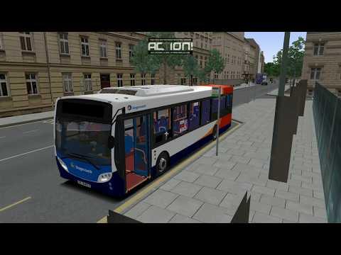 Omsi 2 Enviro 200 - Cotterell U18 - Part 1