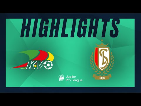 Oostende Standard Liege Goals And Highlights