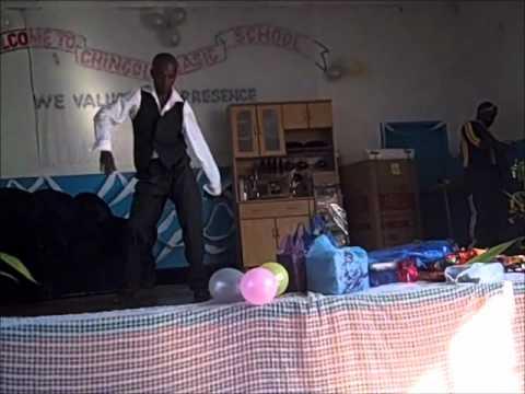 Zambian Wedding Kitchen Party Crasher