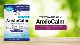 AnxioCalm® with Terry | Terry Naturally