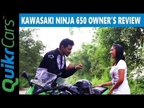 2017 Kawasaki Ninja 650 Long Term Ownership Review | Pros and Cons
