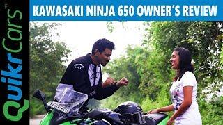 2017 Kawasaki Ninja 650 Long Term Ownership Review   Pros and Cons