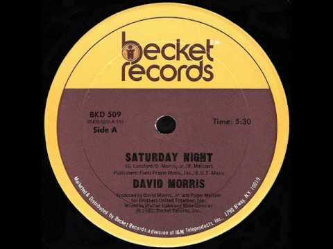 David Morris - Saturday Night - 82.wmv