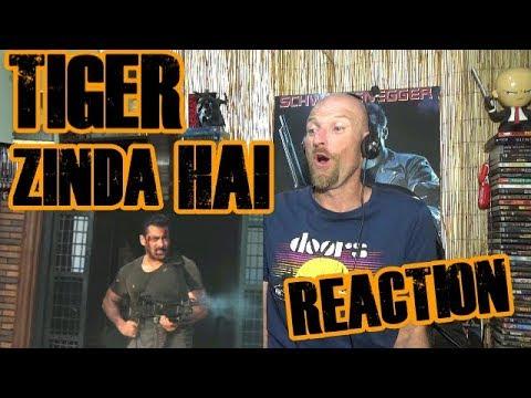 TIGER ZINDA HAI Trailer Reaction