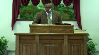 "Bro David M. Tillman Jr. ""Canceling The Criticism Of The Critics"" PT III"