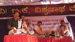 Yakshagana ekalavya by Saalva by navaneeth shetty