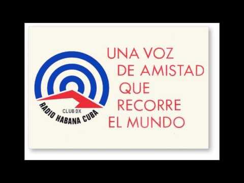 Entrevista Radio La Habana