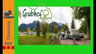Camping Grubhof/ Österreich/Salzburger Land