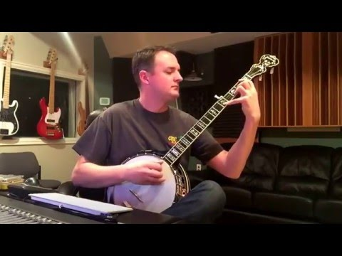 Christmas Time is Here/Linus and Lucy - banjo by Ryan Tilby