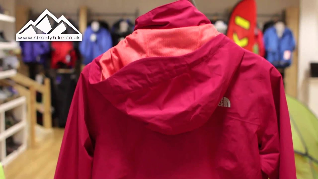 c8a0b8229 The North Face Womens Sangro Jacket - www.simplyhike.co.uk