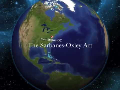Understanding The The Sarbanes-Oxley Act