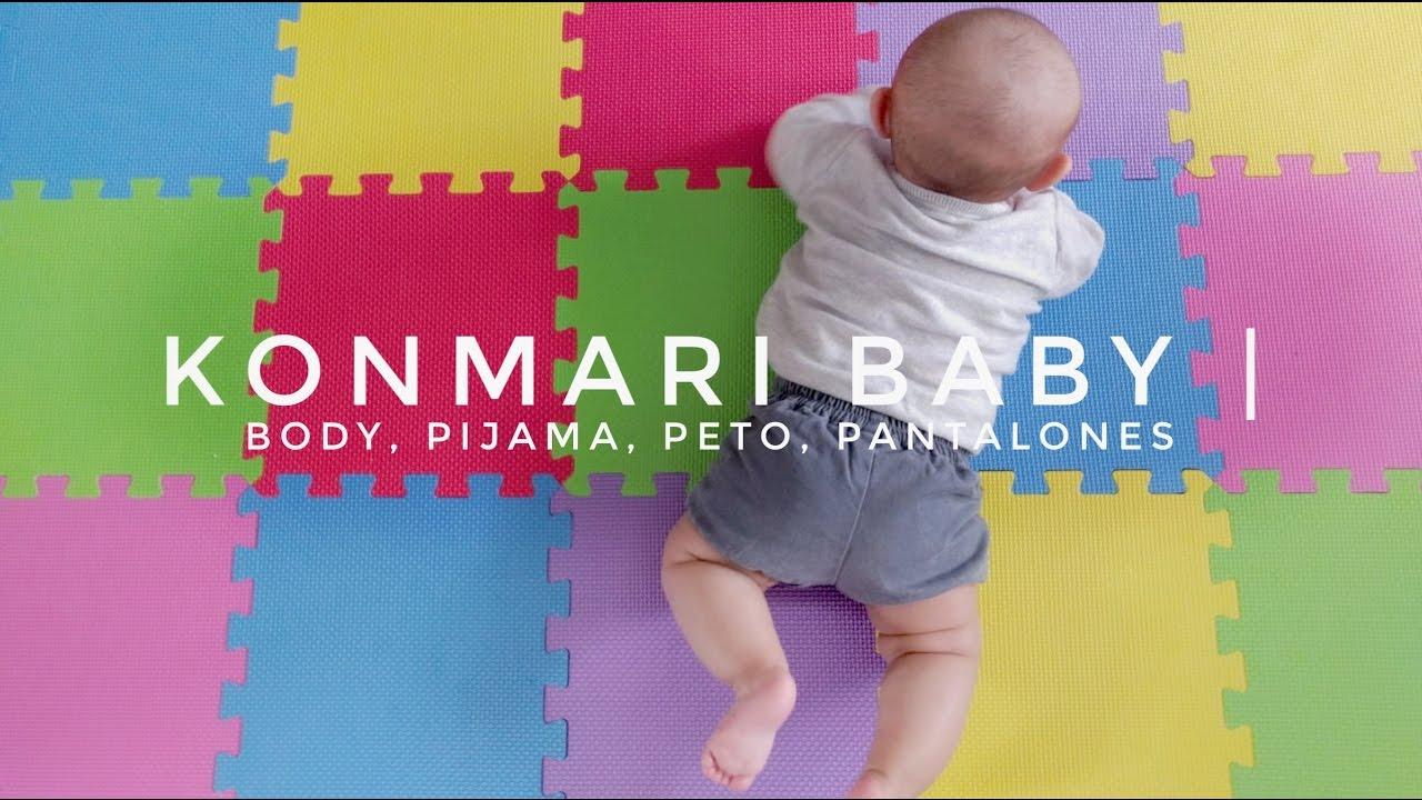 Cómo doblar la Ropa de Bebé  e94ba35c78f0