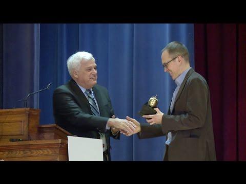 ExCEL Award Winner -- Tim Holman, duPont Manual High School