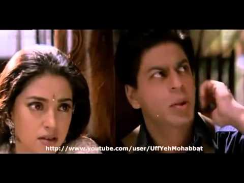 Meine Socha Na Tha   Kumar Sanu And Alka Yagnik  Shahrukh Khan  Juhi Chawla    YouTube