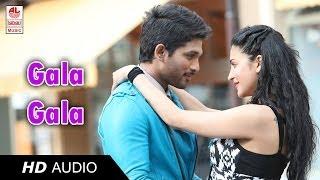 Race Gurram Songs   Gala Gala Audio Full  Song    Allu Arjun, Shruti hassan, S.S Thaman