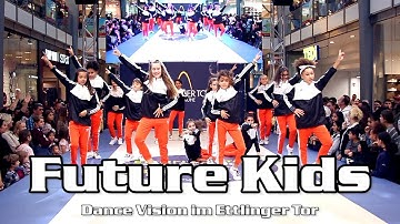 Future Kids Ettlinger Tor Fashion Shows