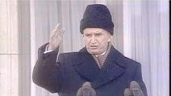 Die letzten Tage des Ceausescu-Regimes