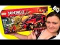 LEGO Ninjago Ninja DB X 70750 Build & Review