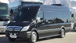 Used Limo Bus For Sale - 2013 Mercedes Sprinter 18 Passenger Limo Party Bus For Sale S03178