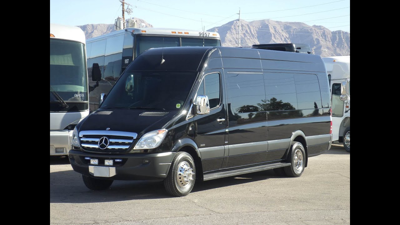 e11aa455e9 Used Limo Bus For Sale - 2013 Mercedes Sprinter 18 Passenger Limo Party Bus  For Sale S03178