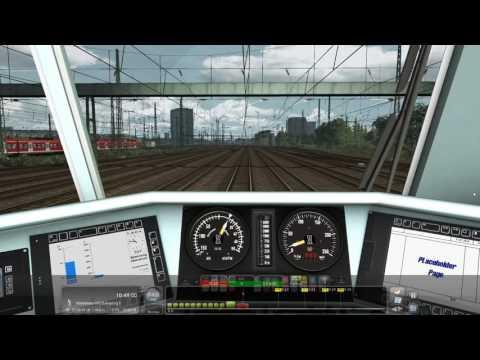 Railworks Train Simulator BR 101+112 Karlsruhe Mannheim mit Soundboard 6 |