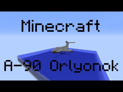 Minecraft - A-90 Orlyonok