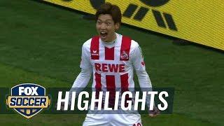Video Gol Pertandingan FC Cologne vs Hannover 96