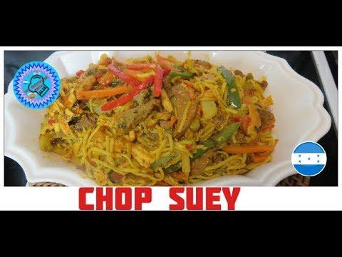 Chop Suey , Las Recetas De Anita
