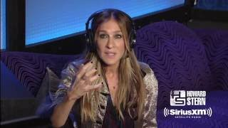 Sarah jessica parker told howard stern about some of her on-set crushes along with the magic falling in love while working on a film.catch p...