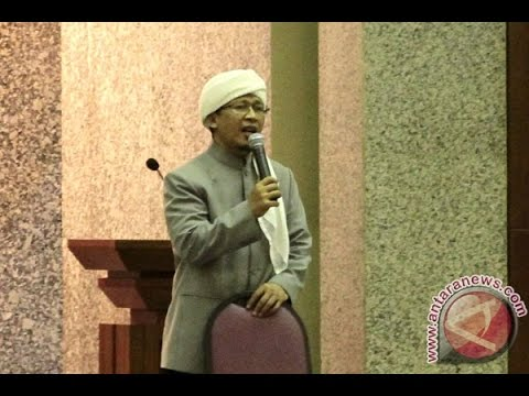 Ceramah Agama Islam AA Gym Ketenangan Hati