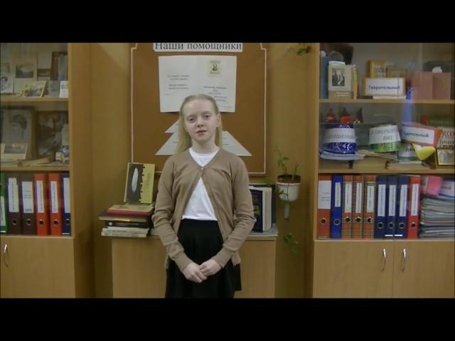 Изображение предпросмотра прочтения – МаргаритаКрючкова читает произведение «Послушайте! (Послушайте! Ведь, если звезды зажигают…)» В.В.Маяковского