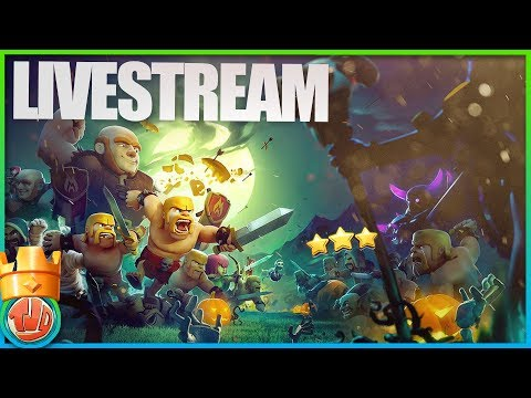 LIVE TROLL BASIS 5.0! - Clash of Clans