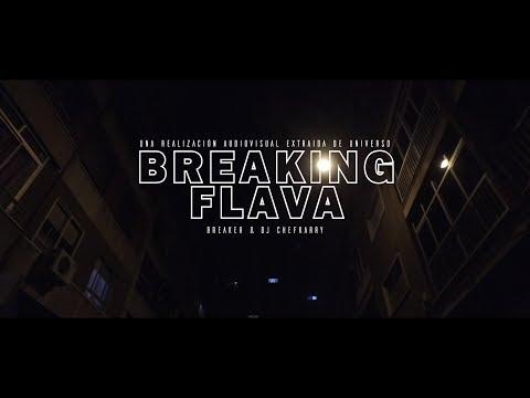 Breaker y Dj Chefkarry - Breaking flava