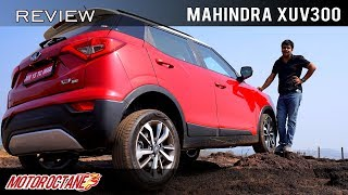 Mahindra XUV300 | Hindi Review | MotorOctane