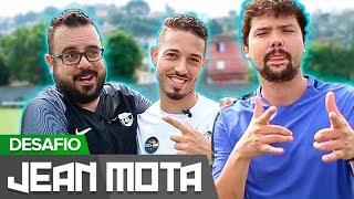 Desafio com Jean Mota - Jogador do Santos