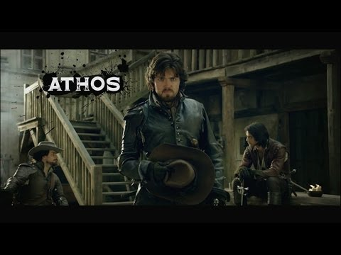 Athos Teaser Trailer - The Musketeers - BBC One